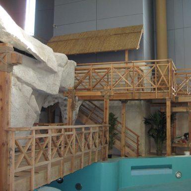 Druskininkų Vandens parko interjeras