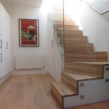 Laiptai Londone