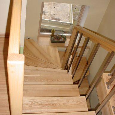 Laiptai, Laiptų gamyba