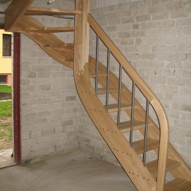 Laiptai Valkininkuose