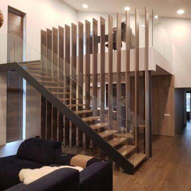 Modernus laiptai Vilnius