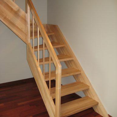 L formos laiptai