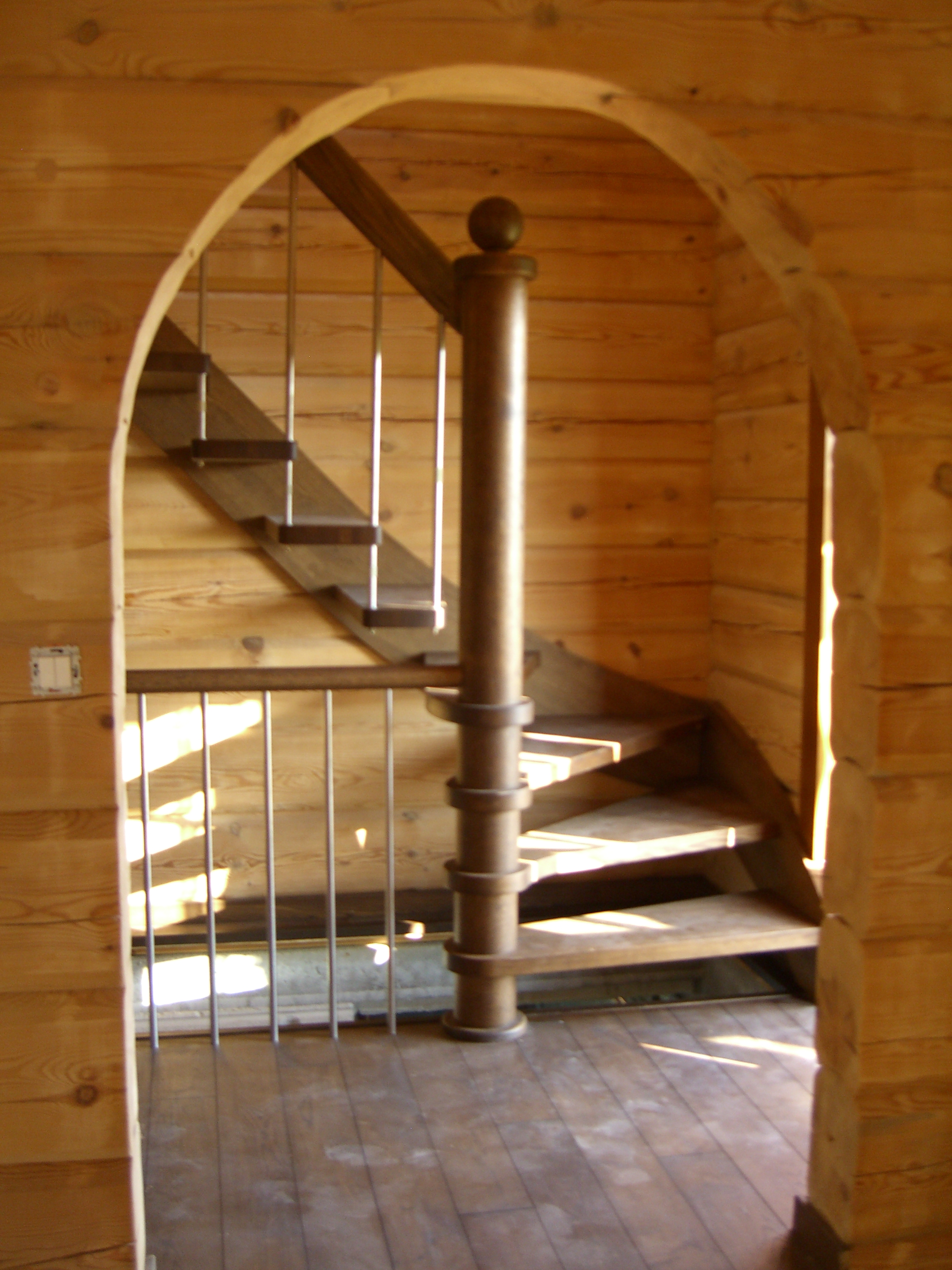 Non Standard Stairs Altmaster